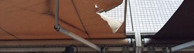 オーニングテント張替え・修理